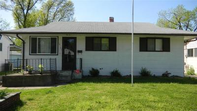 Single Family Home For Sale: 10761 Spring Garden Drive