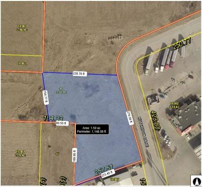 Wright City Commercial For Sale: 1 Hutchison Drive