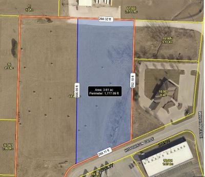 Wright City Commercial For Sale: 3 Hutchison Drive