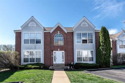 St Charles County Condo/Townhouse For Sale: 44 Timber Oaks Trail #4C