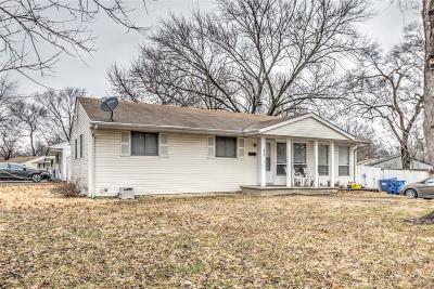 Single Family Home For Sale: 125 Florissant Park
