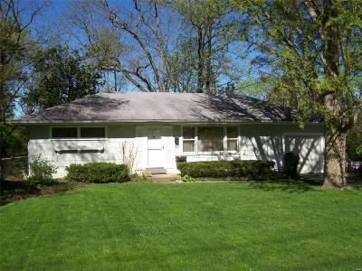 St Louis County Single Family Home For Sale: 405 South Ballas