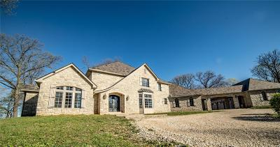 Single Family Home For Sale: 13202 Bull Hollow Rd