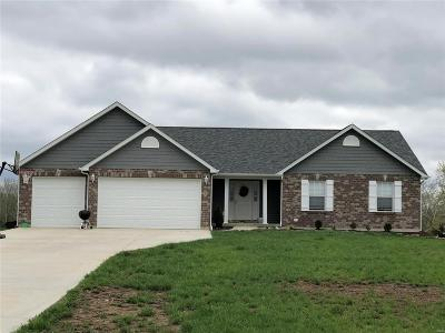 Lincoln County, Warren County Single Family Home For Sale: 21 Tbb Christian Lane