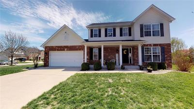 O'Fallon Single Family Home Active Under Contract: 708 Bluestem Court