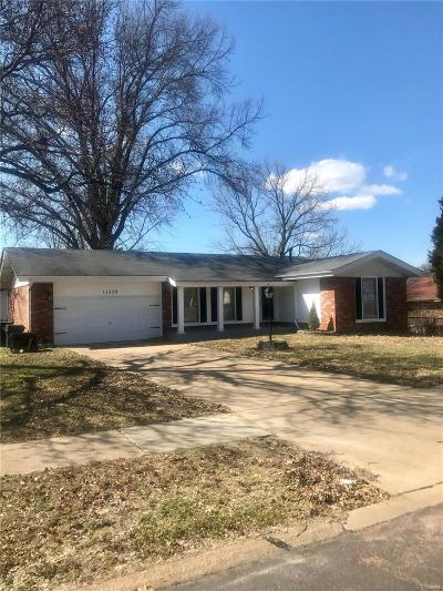 Florissant Single Family Home For Sale: 11539 Galba