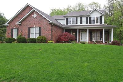 Glen Carbon Single Family Home For Sale: 428 Westchester