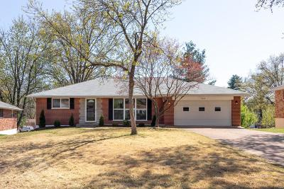St Louis County Single Family Home For Sale: 10608 Knollside Circle