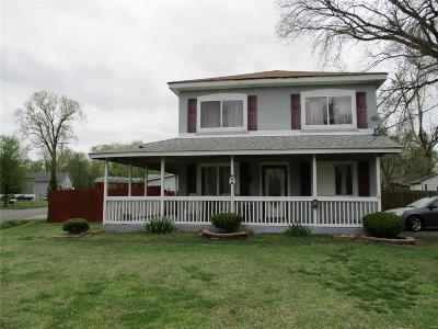 Single Family Home For Sale: 5001 Lakeview Drive