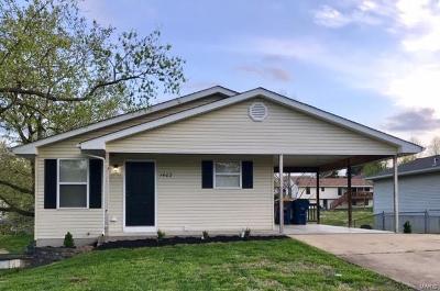 Festus Single Family Home For Sale: 1402 Horine Road