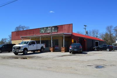 Marion County, Monroe County, Ralls County, Shelby County, Knox County, Lewis County Commercial For Sale: 103 North 3rd Street