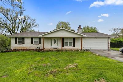 Festus Single Family Home For Sale: 3949 Plass
