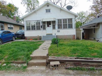 Single Family Home For Sale: 2609 Ida