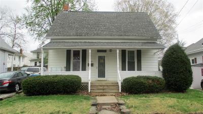 Edwardsville Single Family Home For Sale: 518 Randle Street