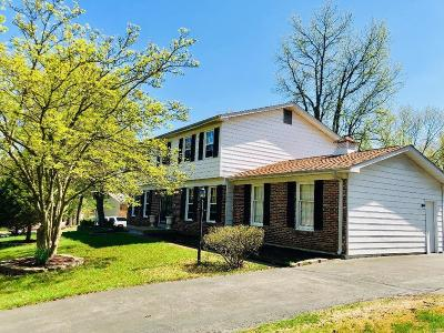 St Louis Single Family Home For Sale: 1771 Seven Pines Drive