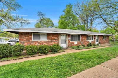 St Louis County Multi Family Home For Sale: 11284 Liana Lane
