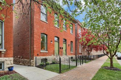Lafayette Square Single Family Home For Sale: 2329 Hickory Street