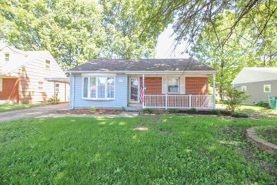 Granite City Single Family Home For Sale: 2349 Clark Avenue