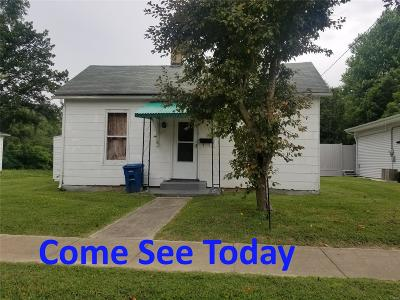 Collinsville Single Family Home For Sale: 435 North Center Street