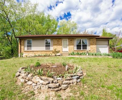 St Louis County Single Family Home For Sale: 7289 Becker Road