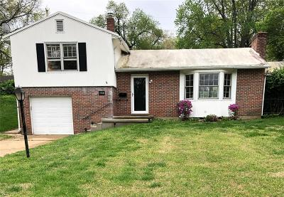 Franklin County Single Family Home For Sale: 1518 Riverview Drive