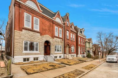 St Louis City County Multi Family Home For Sale: 3624 California Avenue