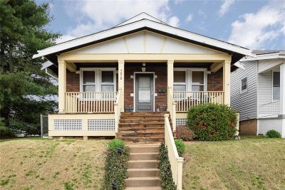 St Louis City County Single Family Home For Sale: 7010 Morganford Road