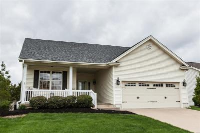 Wentzville MO Single Family Home For Sale: $275,000
