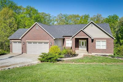 Augusta Single Family Home For Sale: 977 Schluersburg Road