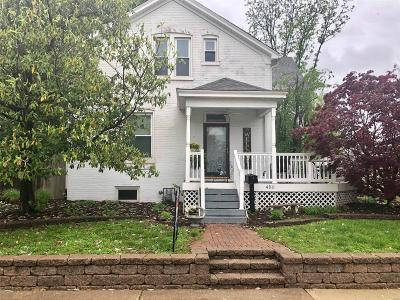 Belleville Single Family Home For Sale: 4811 Walter Street