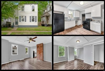 St Louis City County Single Family Home For Sale: 4459 South Spring Avenue