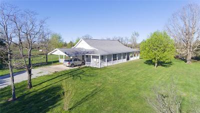 Fredericktown Farm For Sale: 1401 Chaffin Road