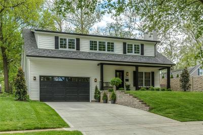 Glendale Single Family Home Active Under Contract: 1312 Beverly Avenue