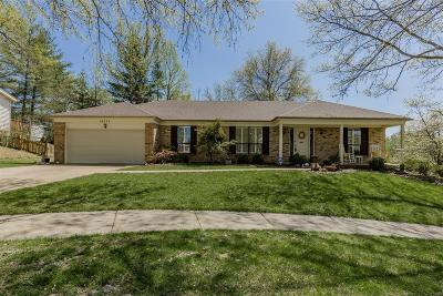 St Louis County Single Family Home For Sale: 13214 Fawnroyal Court