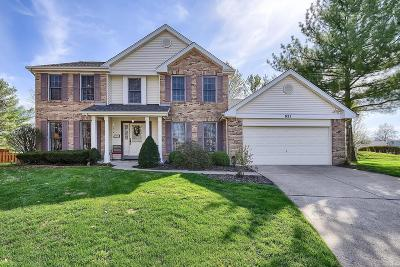 Single Family Home Active Under Contract: 921 Gainesway Court