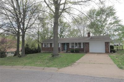 Franklin County Single Family Home For Sale: 909 Nora St