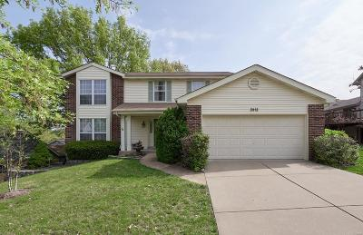 Single Family Home For Sale: 3013 Olde Post Road