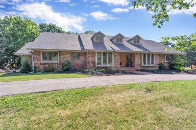 Dardenne Prairie, Defiance, Lake St Louis, O'fallon, St Charles, Wentzville, Chesterfield, Wildwood Single Family Home For Sale: 3923 Tamara Trail