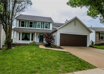 Eureka Single Family Home Active Under Contract: 108 Rockwood Place Court