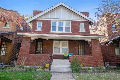 St Louis Multi Family Home For Sale: 1903 Alfred Avenue