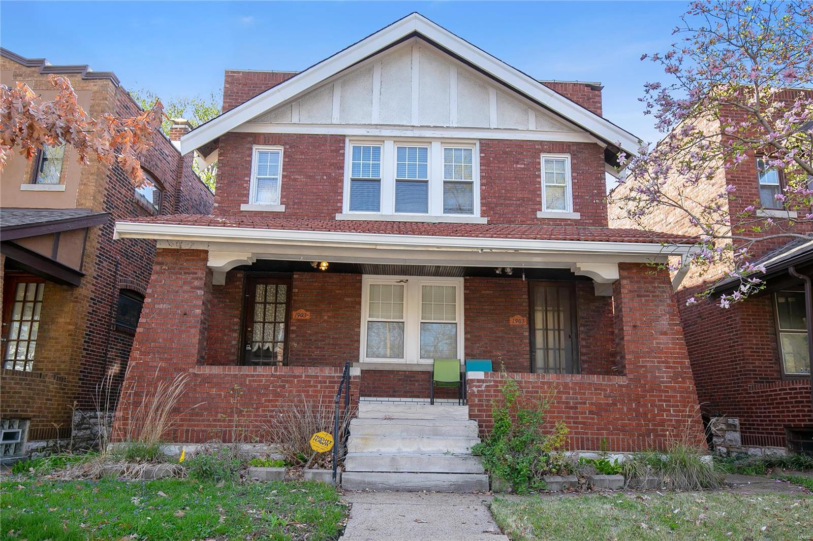 Magnificent 1903 Alfred Avenue St Louis Mo Mls 19029089 Benchmark Interior Design Ideas Gentotryabchikinfo
