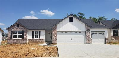 Wentzville MO Single Family Home For Sale: $289,900