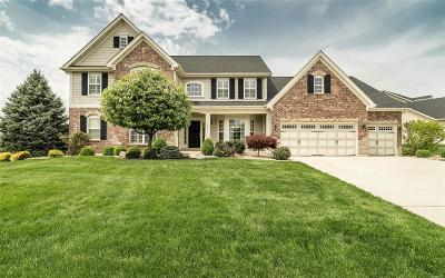 Creve Coeur Single Family Home For Sale: 12371 Mulberry Tree Court