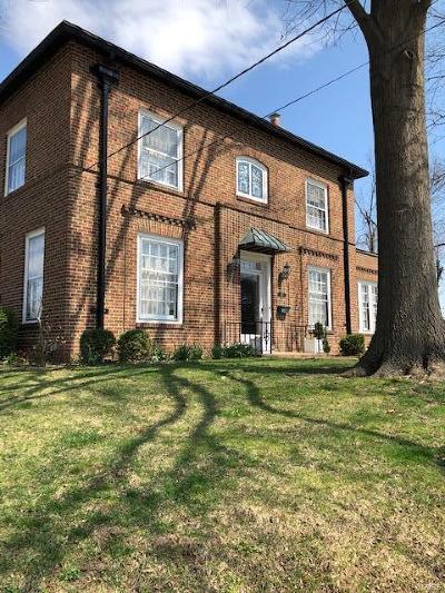 Webster Groves Single Family Home For Sale: 1067 Tuxedo Boulevard