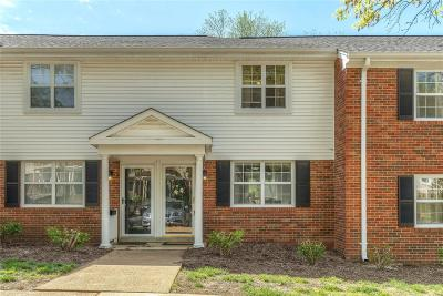 Brentwood Condo/Townhouse Active Under Contract: 9124 North Swan Circle
