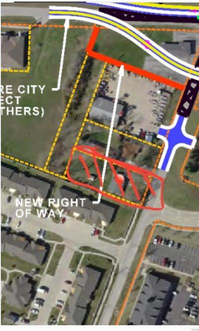 O'Fallon Commercial For Sale: 709 Woodlawn Avenue