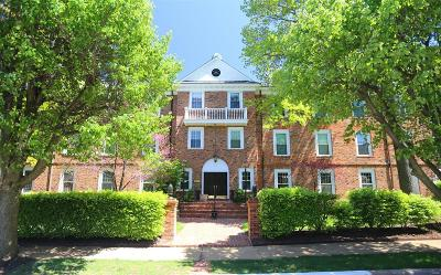 Webster Groves Condo/Townhouse Active Under Contract: 10 Jefferson Road #3C