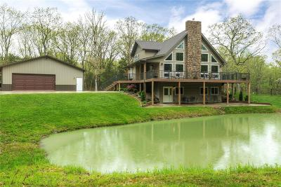 Foristell Single Family Home For Sale: 29565 North Stringtown Rd