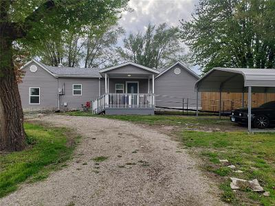 Jerseyville Single Family Home For Sale: 207 Adams Street