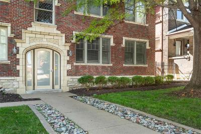 Central West End Condo/Townhouse For Sale: 4228 McPherson Avenue #112